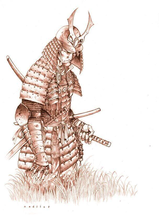 To find what it meant to be a samurai and specifically what is known