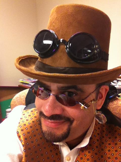 Steampunk Daddy